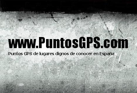 Puntos GPS